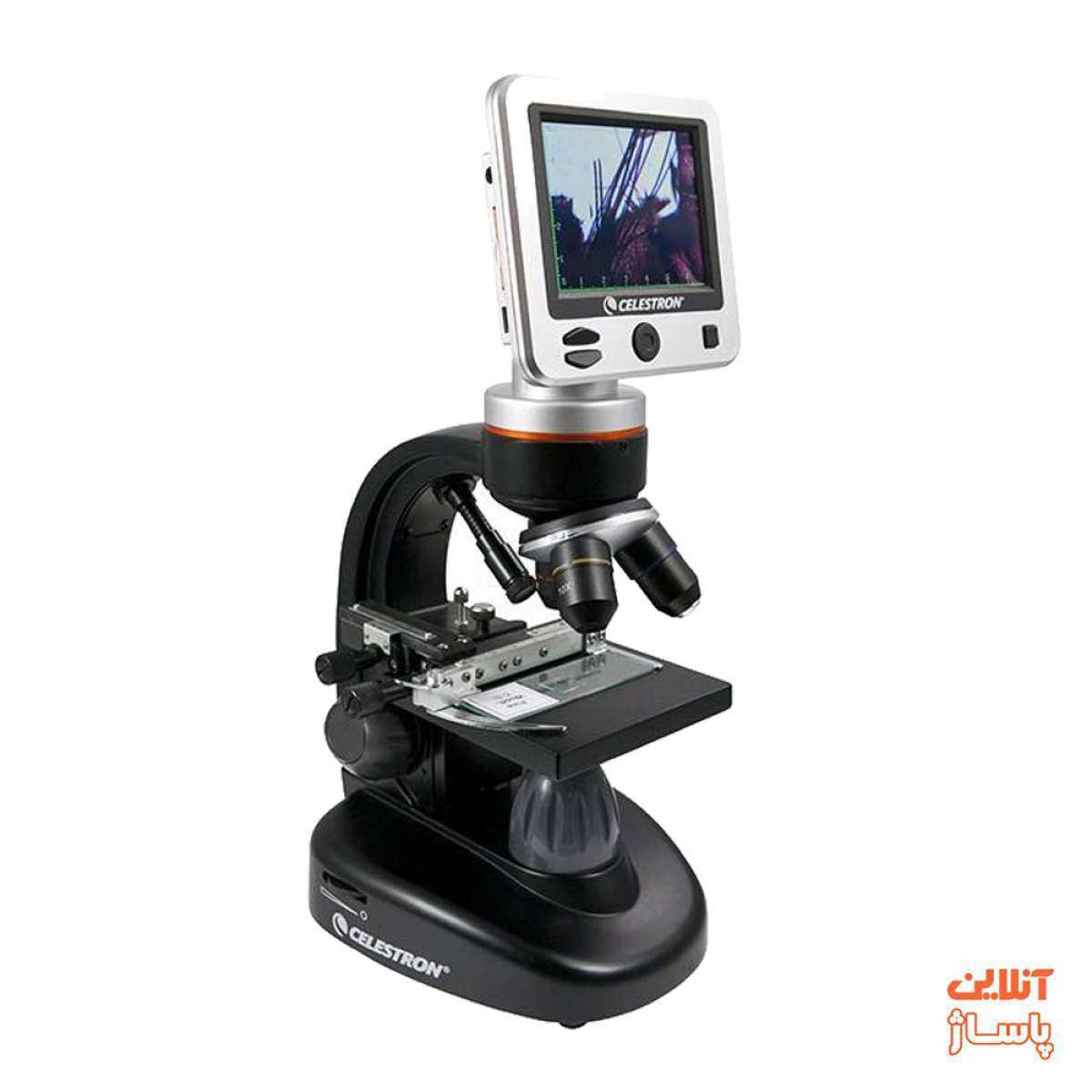میکروسکوپ سلسترون مدل Digital II