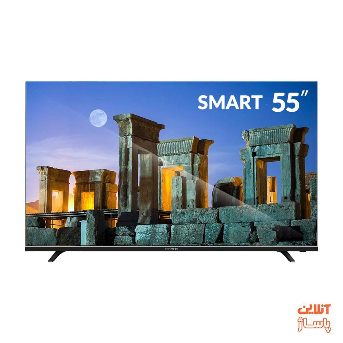 تلویزیون ال ای دی هوشمند دوو مدل DSL-55K5410U سایز 55 اینچ
