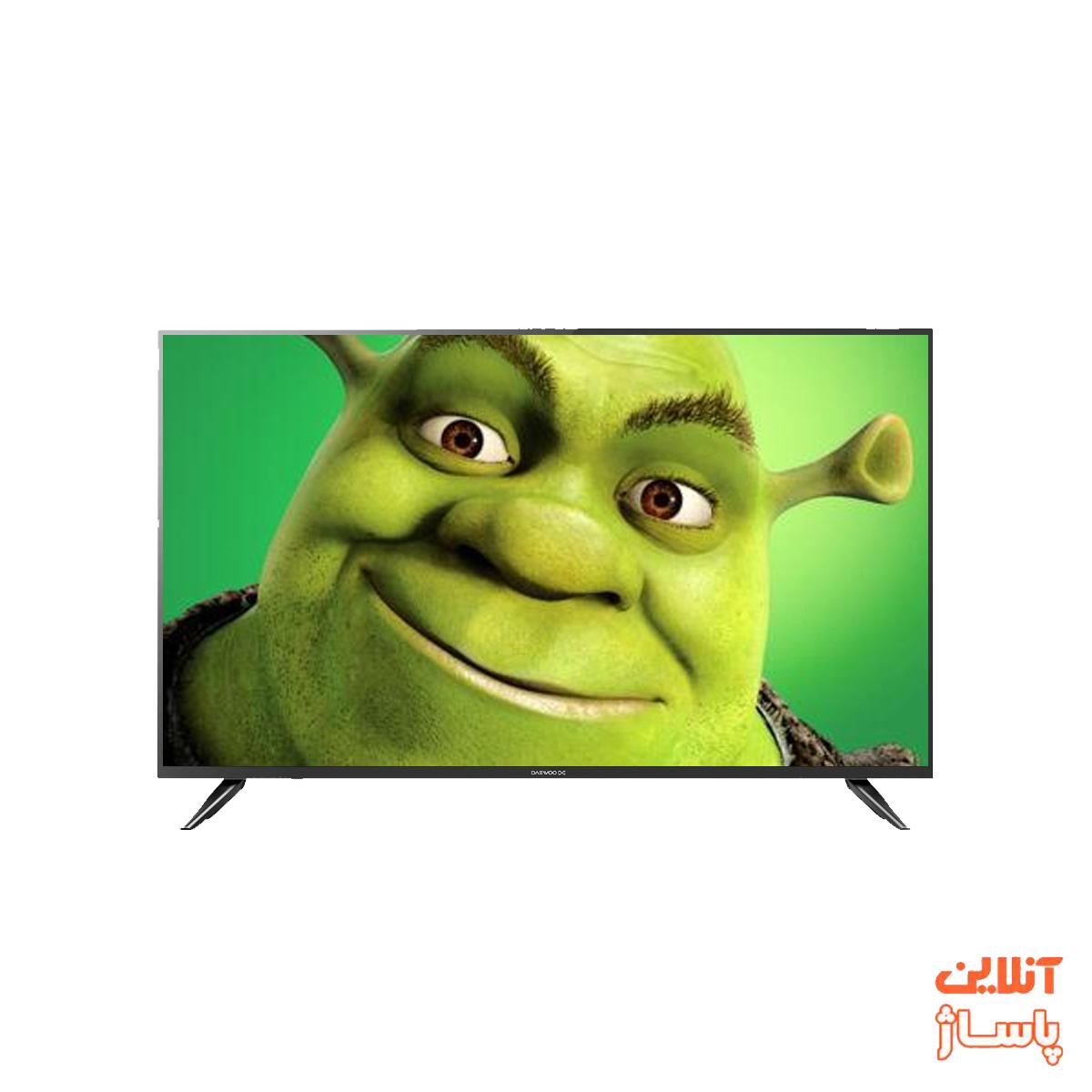 تلویزیون ال ای دی دوو مدل DLE-H1800U سایز 55 اینچ