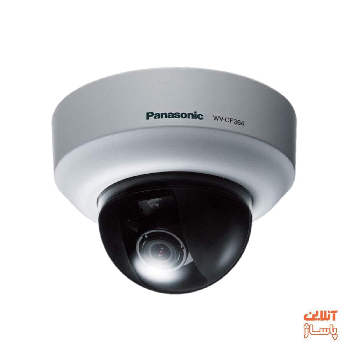 دوربین مداربسته آنالوگ پاناسونیک مدل WV-CF364E