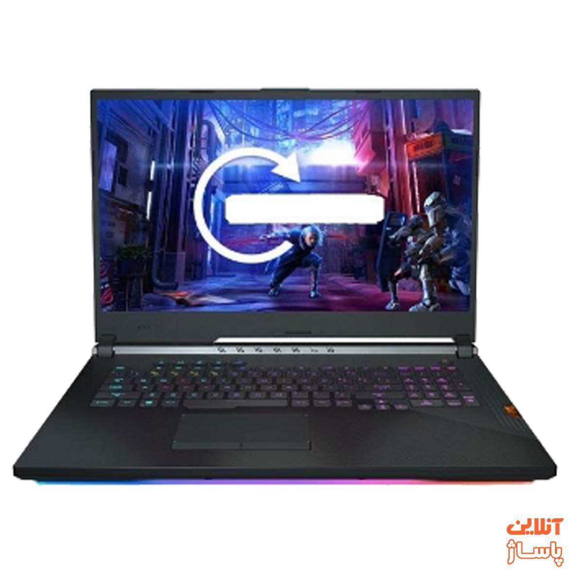 لپ تاپ 15 اینچی ایسوس مدل ROG Strix G531 GV-ZQ