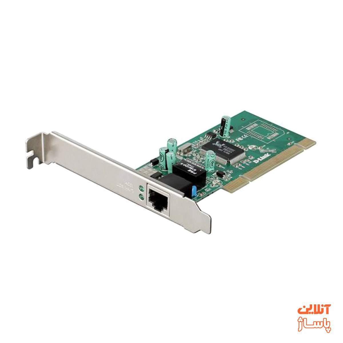 کارت شبکه گیگابیتی دی-لینک مدل DGE-528T