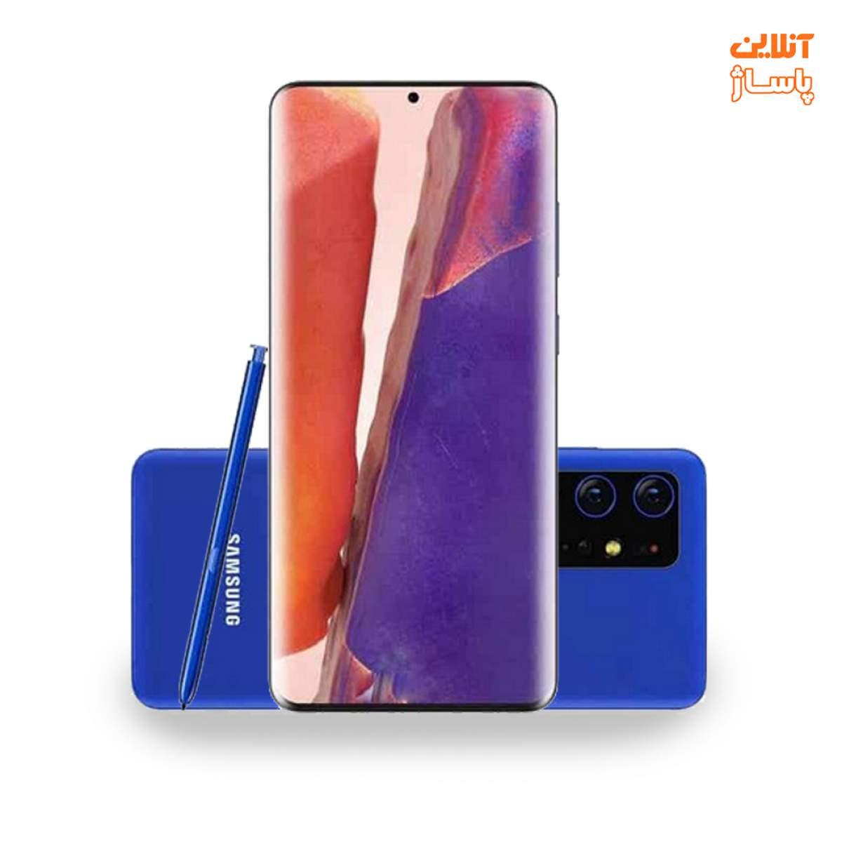 گوشی موبایل سامسونگ مدل Galaxy S21 Ultra 5G دو سیم کارت ظرفیت 256 گیگابایت