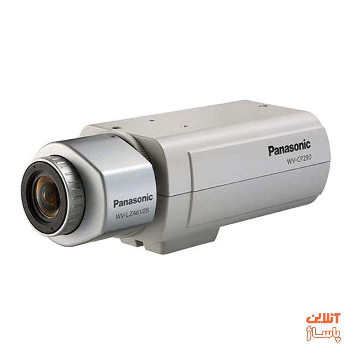 دوربین مداربسته آنالوگ پاناسونیک مدل WV-CP290