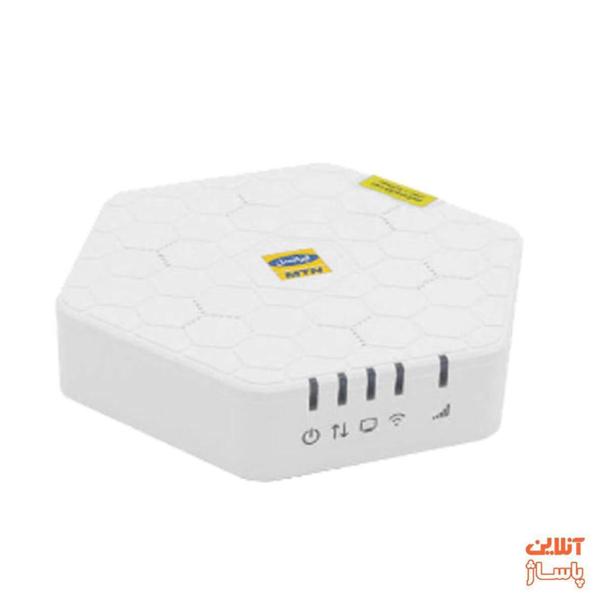 مودم 3G/4G ایرانسل مدل FD-i40 E1 به همراه 85 گیگابایت اینترنت 12 ماهه
