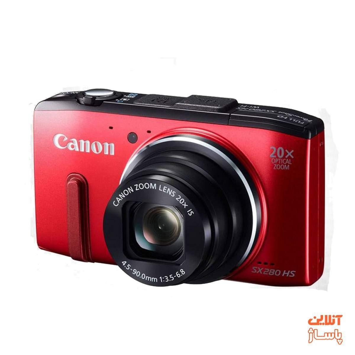 دوربین دیجیتال کانن مدل Powershot SX280 HS