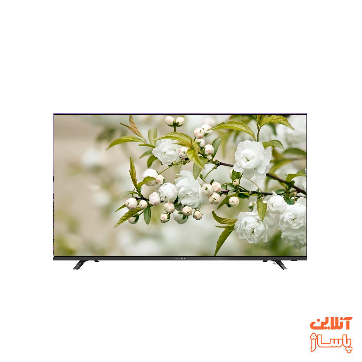 تلویزیون ال ای دی دوو مدل DLE-50K4300U سایز 50 اینچ
