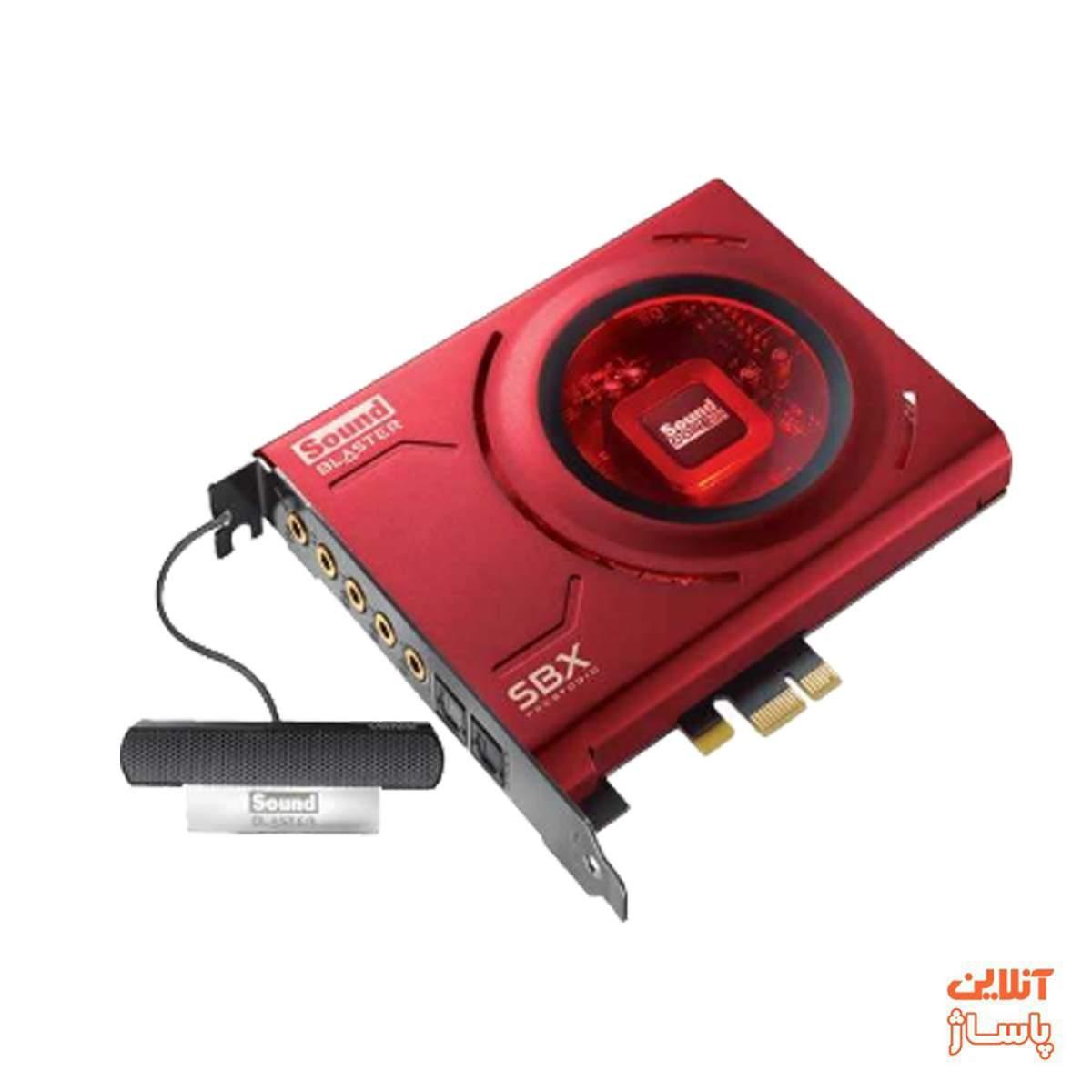 کارت صدای کریتیو مدل Sound Blaster Z