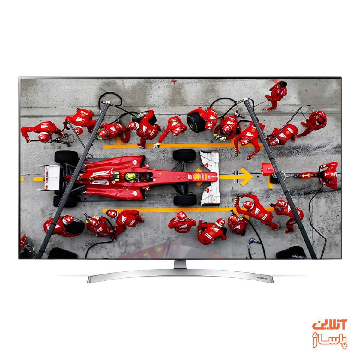 تلویزیون ال ای دی ال جی مدل 55SK85000GI سایز 55 اینچ