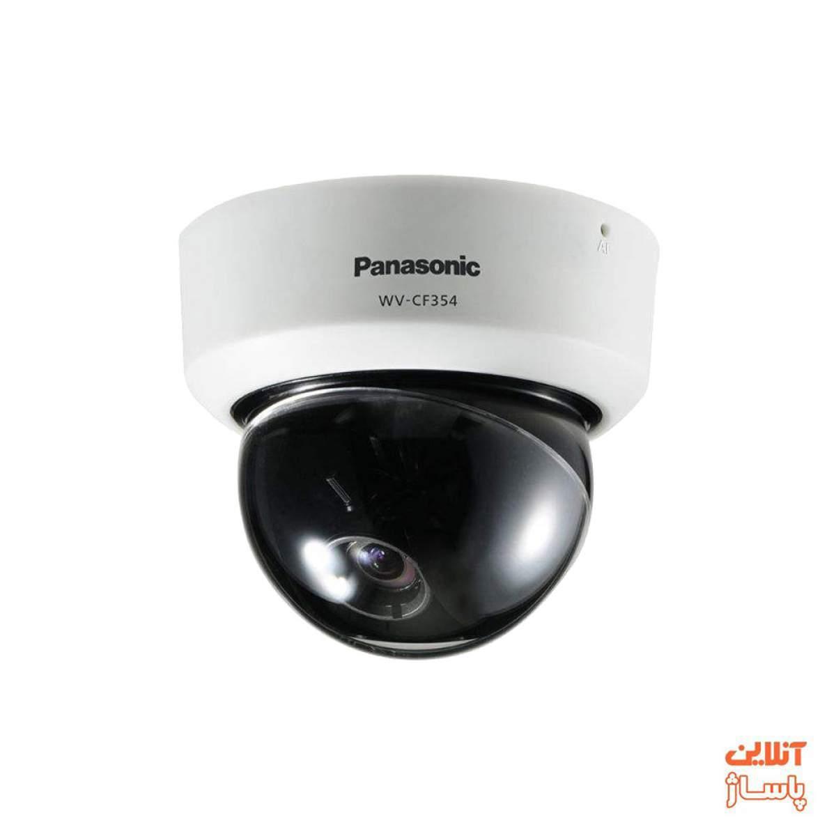 دوربین مداربسته آنالوگ پاناسونیک مدل WV-CF354E