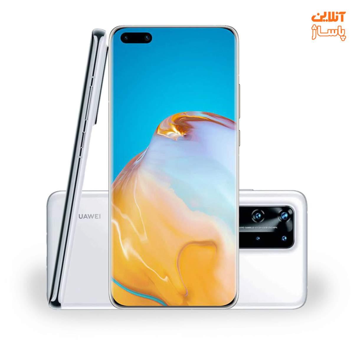 گوشی موبایل هوآوی مدل P40-Pro دو سیم کارت ظرفیت 256 گیگابایت