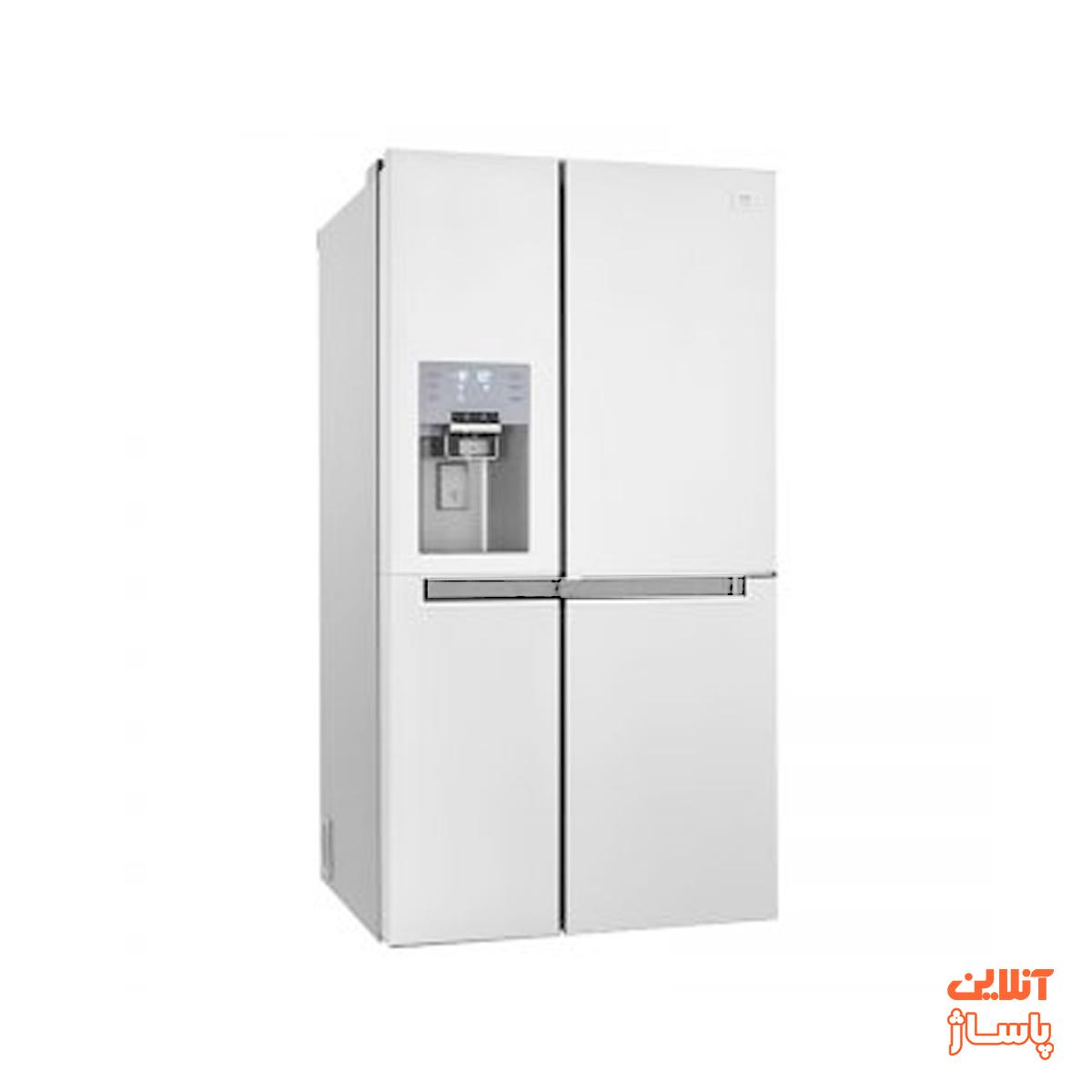 یخچال و فریزر ساید بای ساید دوو سری پرایم مدل D4S-0033MW دو درب