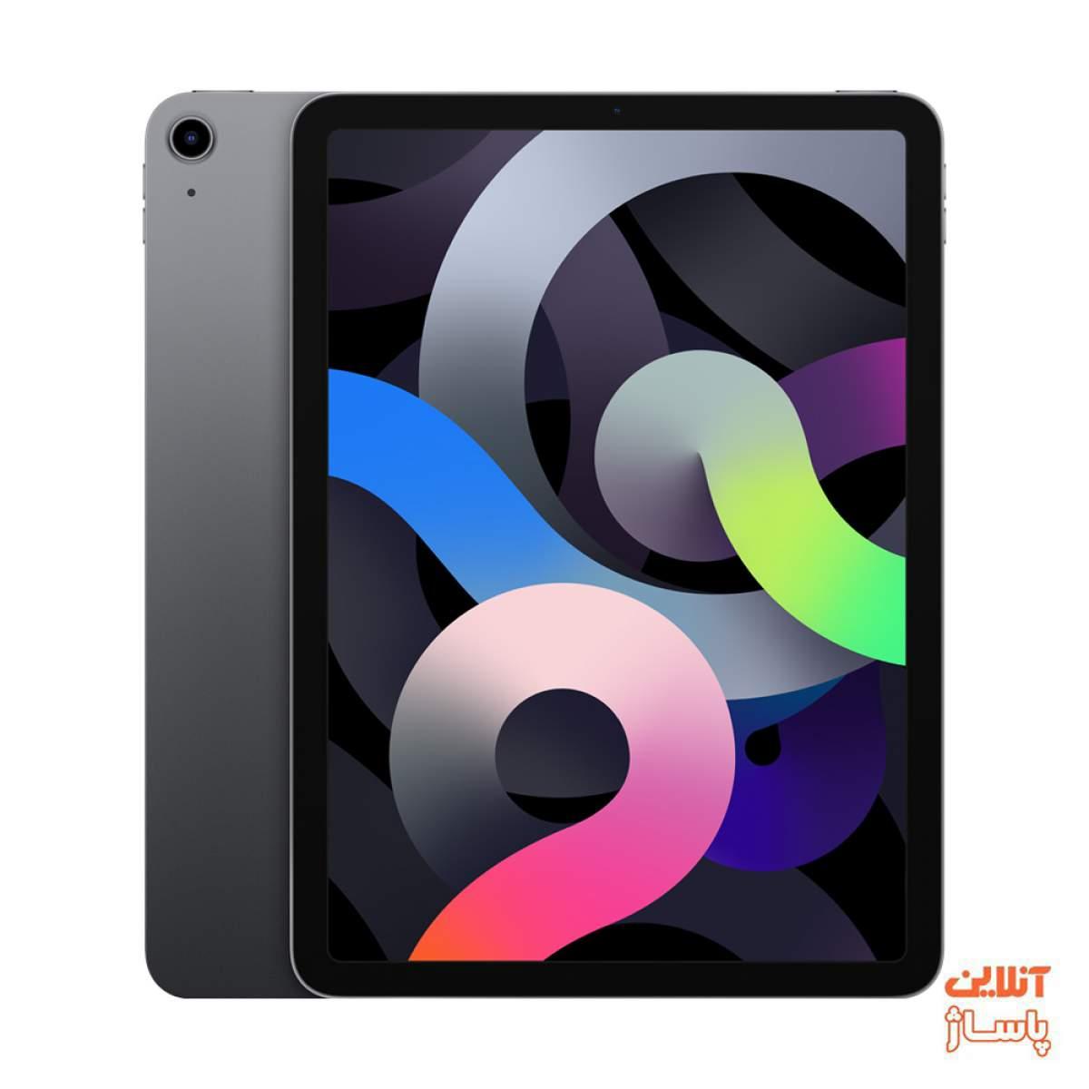 تبلت اپل مدل iPad Air 2020 Wi-Fi+Cellular ظرفیت 64 گیگابایت
