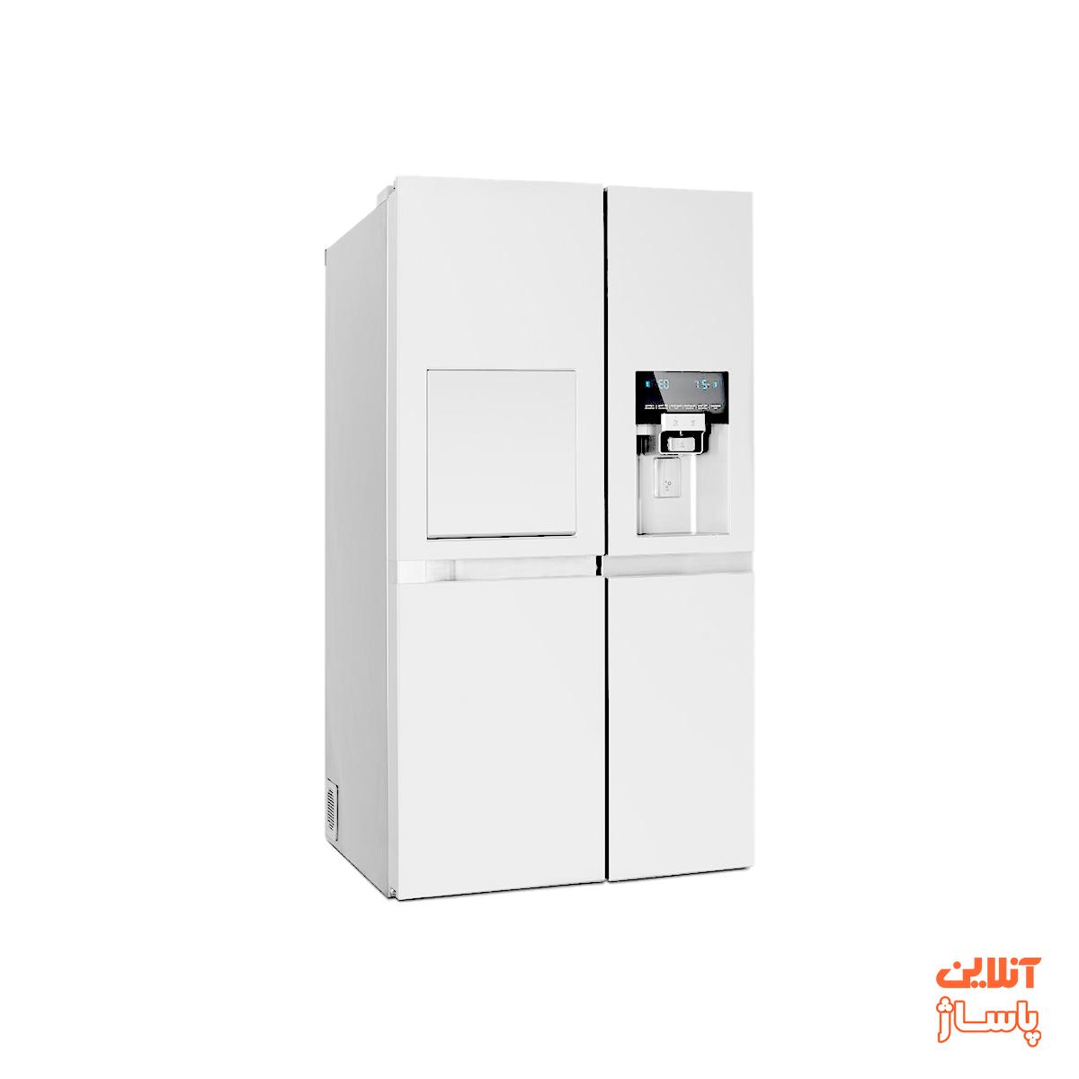 یخچال و فریزر ساید بای ساید دوو سری پرایم مدل D4S-0037MW دو درب