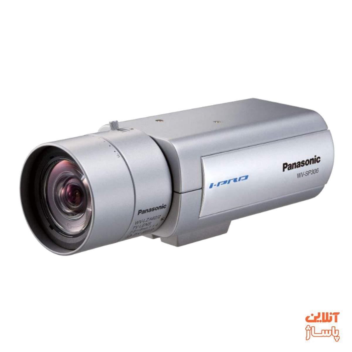 دوربین مداربسته تحت شبکه پاناسونیک مدل WV-SP306E