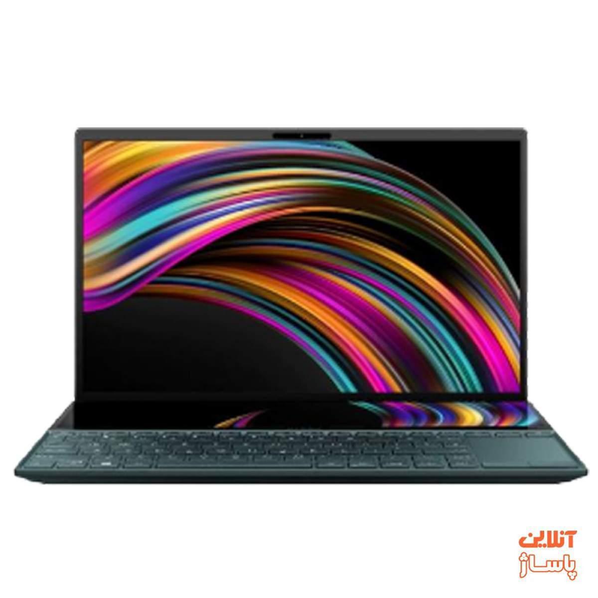 لپ تاپ 15 اینچی ایسوس مدل ZenBook Pro Duo UX581LV