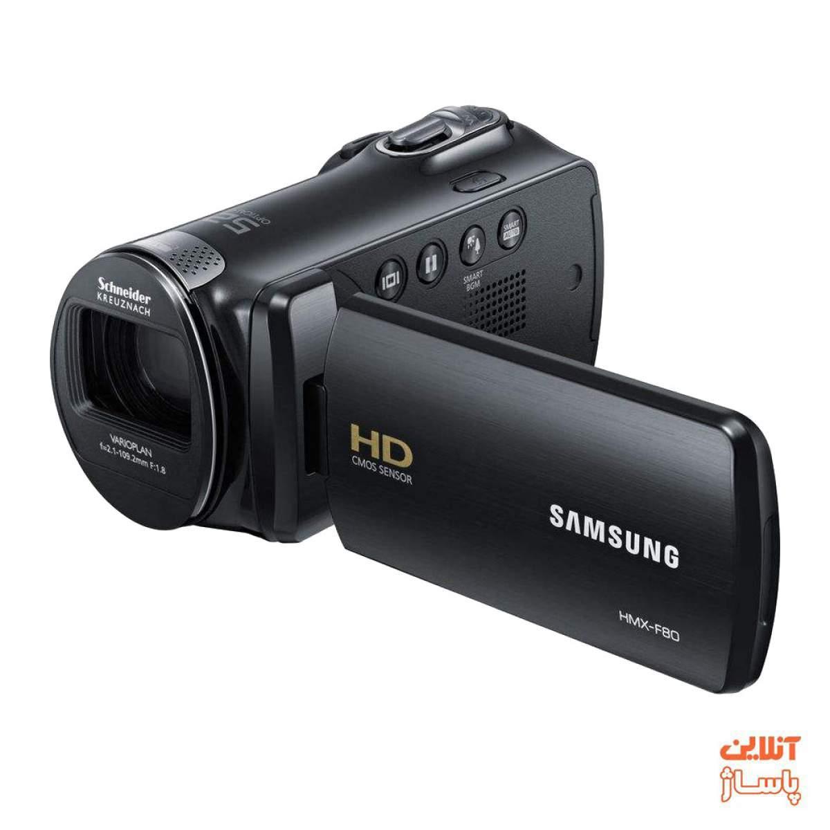 دوربین فیلمبرداری سامسونگ مدل HMX-F80