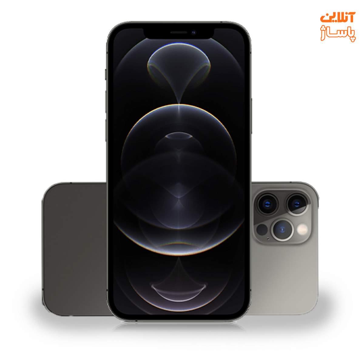 گوشی موبایل اپل مدل iPhone 12 pro دو سیم کارت ظرفیت 512 گیگابایت