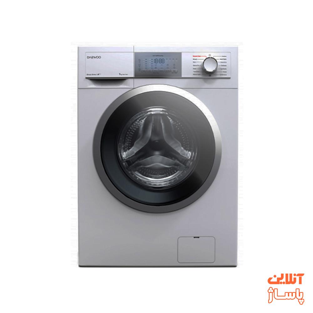 ماشین لباسشویی دوو سری کاریزما مدل DWK-7103 ظرفیت 7 کیلوگرم