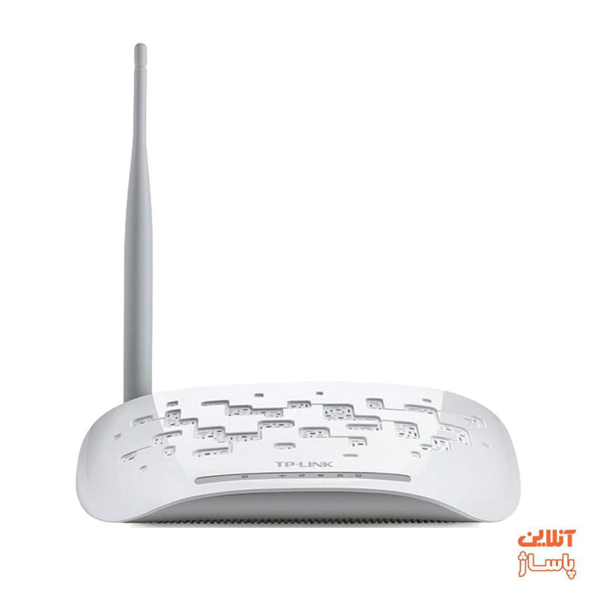 مودم روتر بیسیم تی پی-لینک سری +ADSL2 مدل TD-W8151N_V1