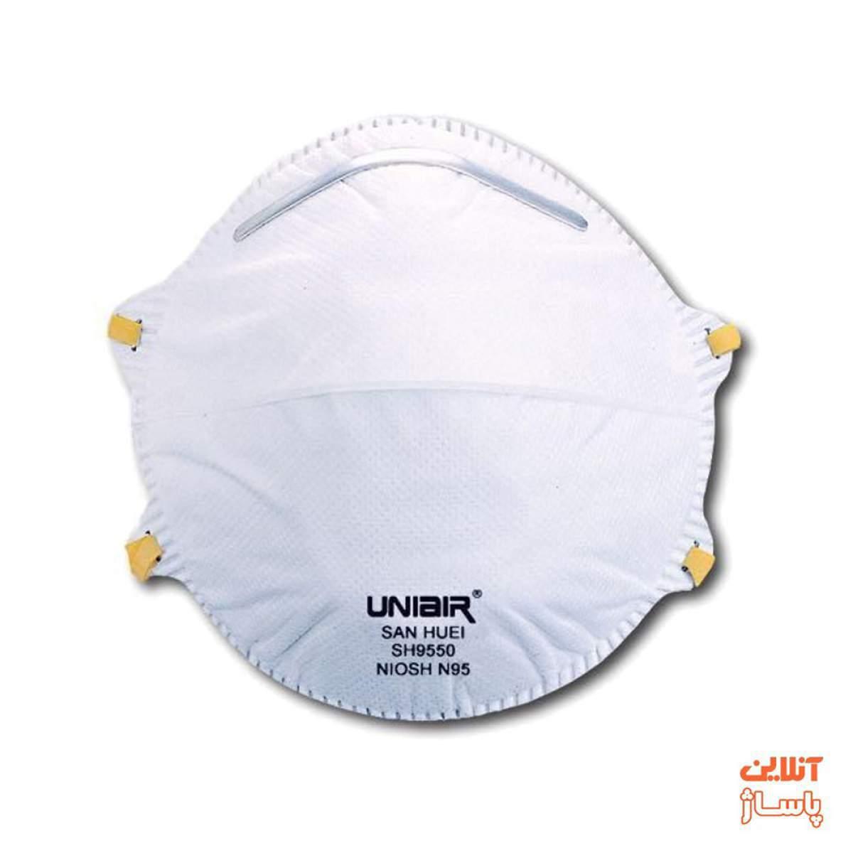 ماسک فیلتردار n95 کد 2047
