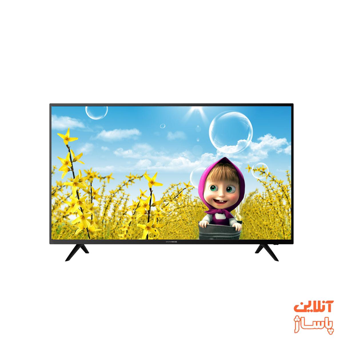 تلویزیون ال ای دی دوو مدل DLE-43K4100 سایز 43 اینچ