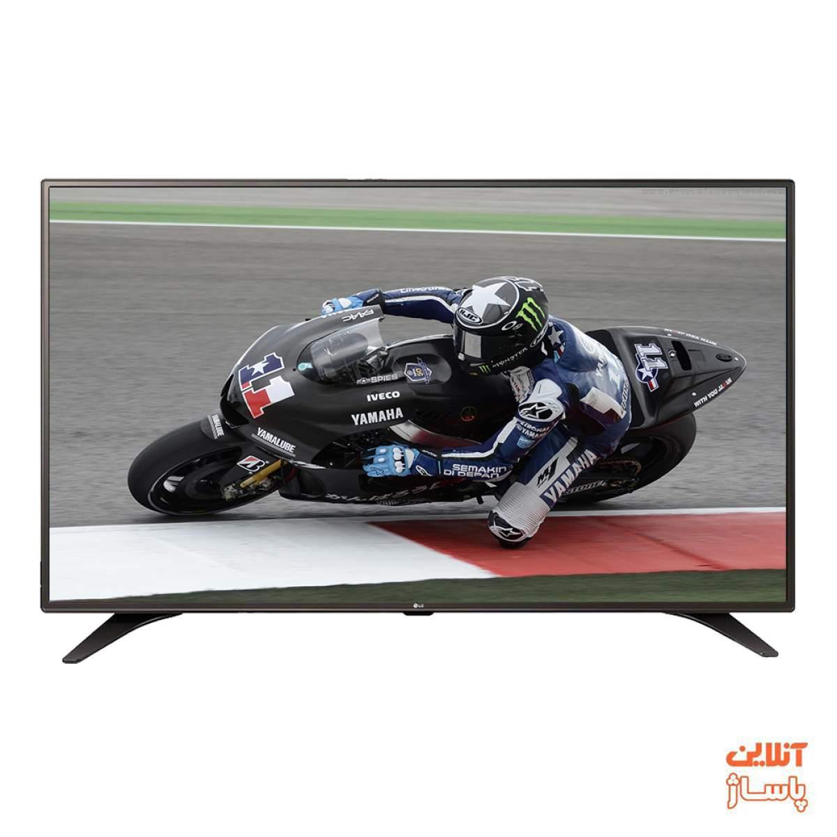تلویزیون ال ای دی هوشمند ال جی مدل 55LJ62500GI سایز 55 اینچ