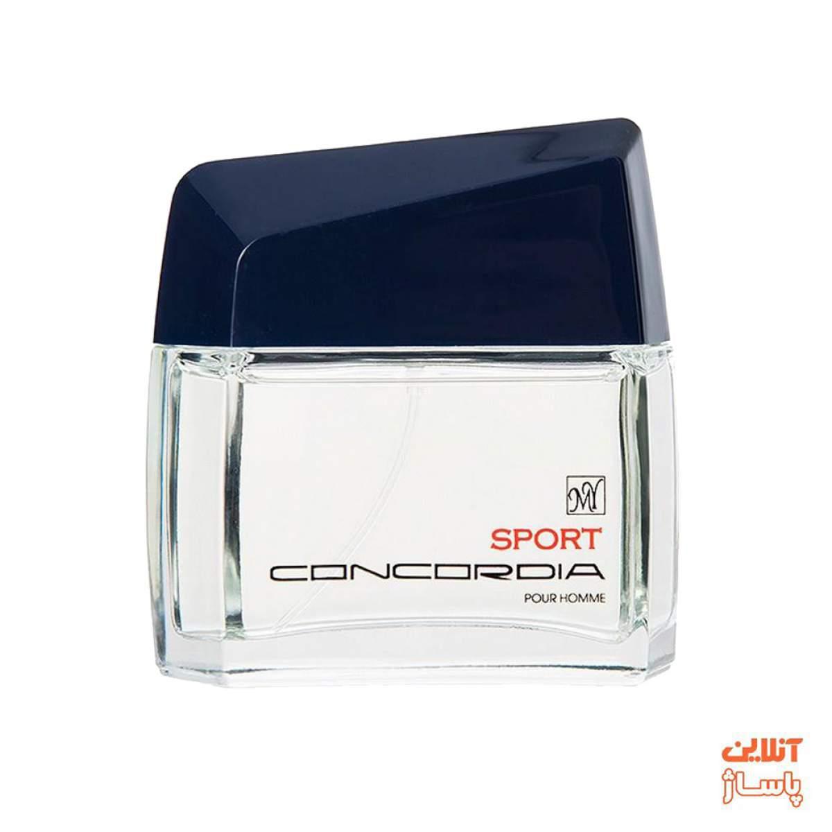 ادو تویلت مردانه مای Concordia Sport حجم 75 میلی لیتر