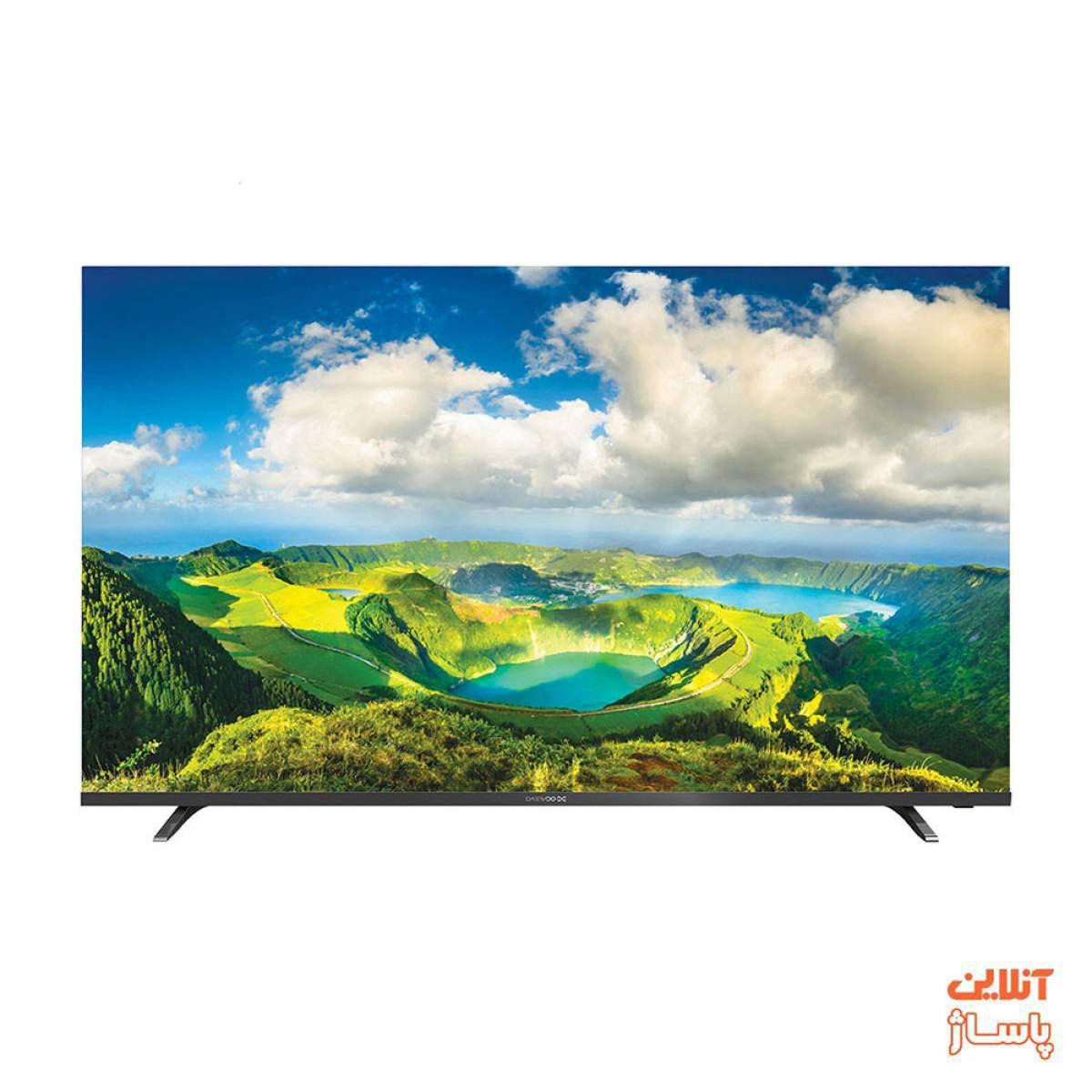 تلویزیون ال ای دی هوشمند دوو مدل DSL-55K5310U سایز 55 اینچ