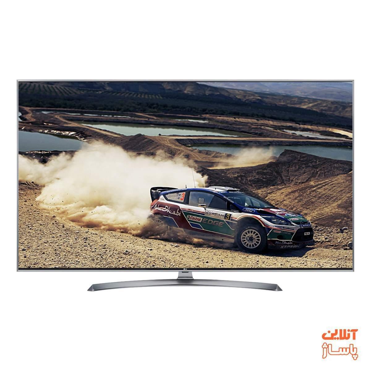 تلویزیون ال ای دی هوشمند ال جی مدل 49UJ75200GI-TB سایز 49 اینچ